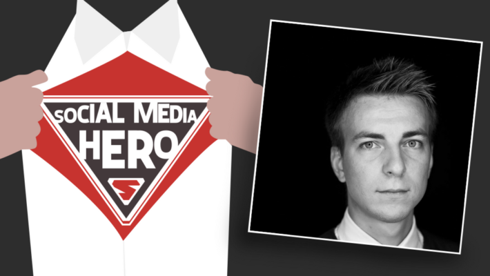 Social Media Hero Mart Prööm